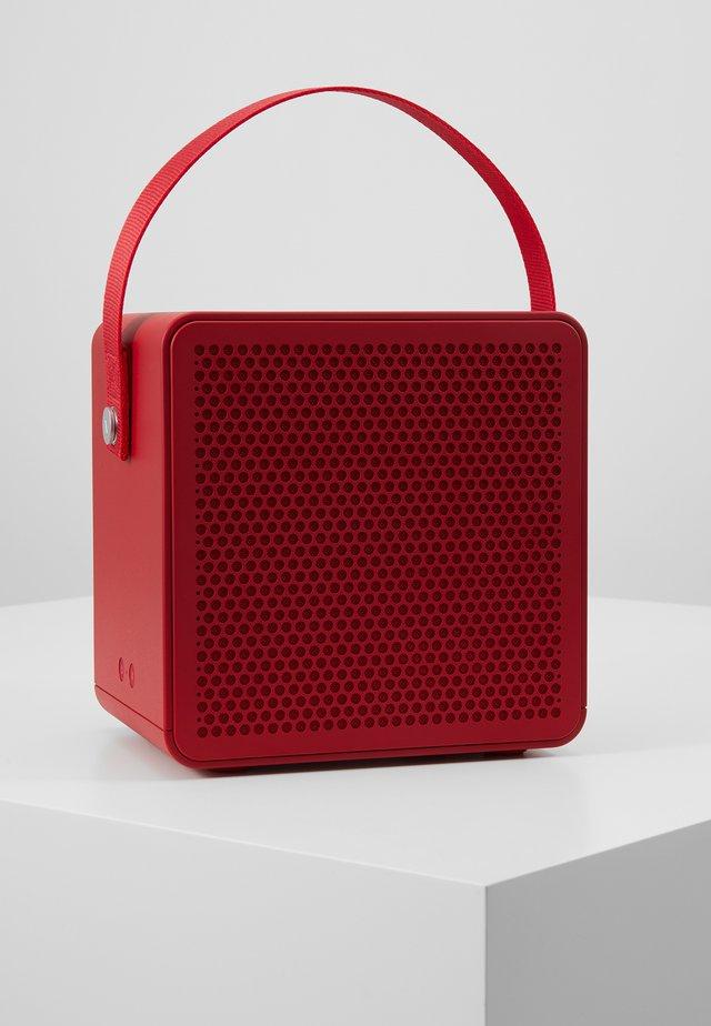 RALIS - Speaker - haute red
