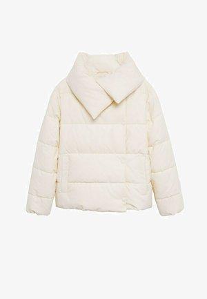 JOHN-I - Zimní bunda - cremeweiß