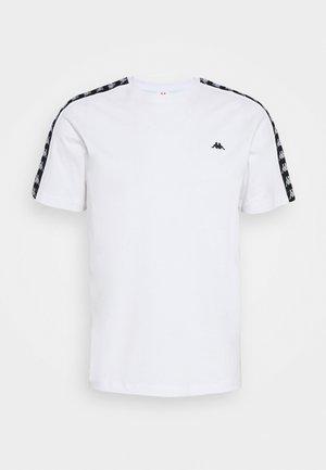 HANNO TEE - T-shirts print - bright white