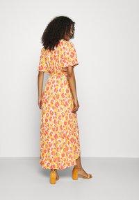 Fabienne Chapot - ARCHANA SLEEVE CATO DRESS - Maxi dress - pink - 2