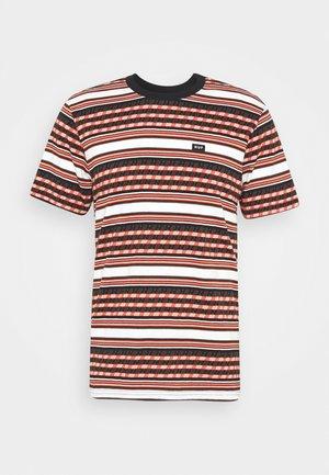 BEDFORD - Print T-shirt - ginger
