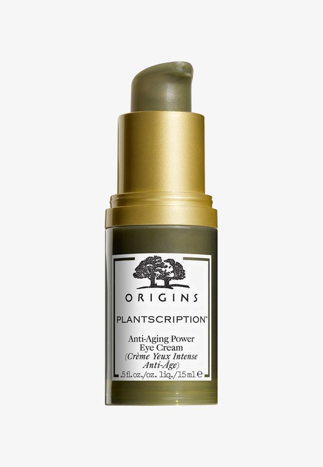 PLANTSCRIPTION ANTI-AGING POWER EYE CREAM - Augenpflege - -