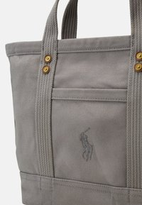 Polo Ralph Lauren - SMALL - Kabelka - light grey - 4