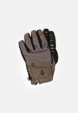 CRAIL - Gloves - dark teak