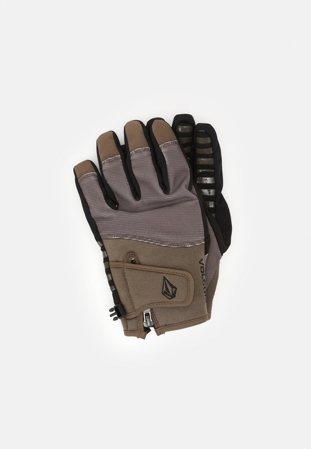 CRAIL GLOVE - Sormikkaat - dark teak