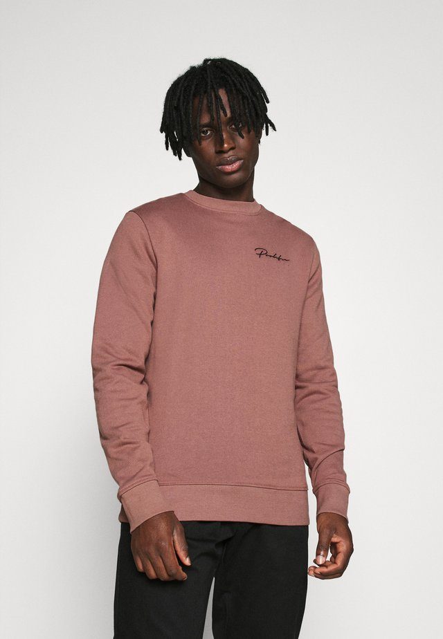 Sweater - pink dark