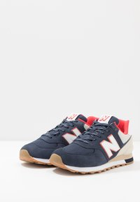 New Balance - Sneakersy niskie - blue - 2