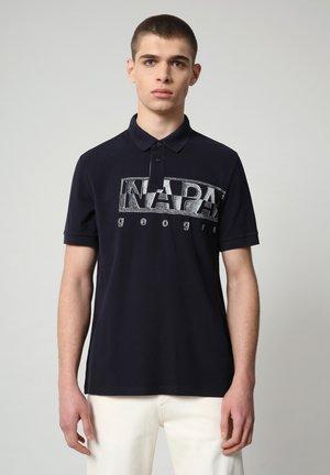 EALLAR - Polo shirt - blu marine