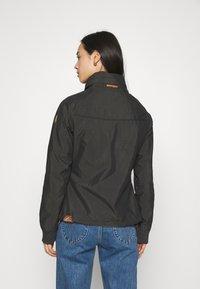 Ragwear - APOLI - Lehká bunda - black - 3