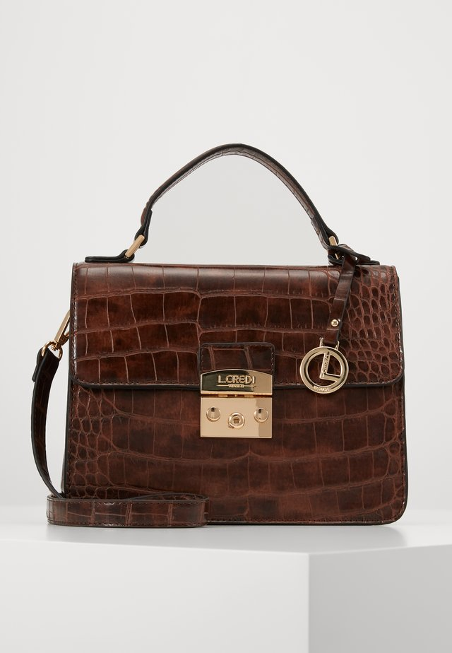 FEODORA - Handbag - braun