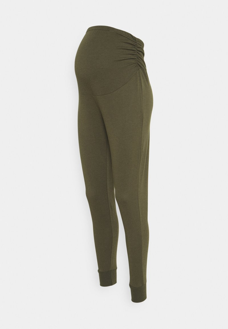Anna Field MAMA - Tracksuit bottoms - olive