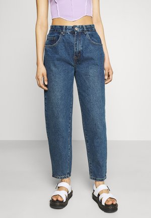 SLOUCH MOM - Jeans Relaxed Fit - southside blue