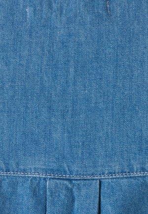 Spijkerjurk - light blue denim