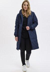Kaffe - PTILLA - Winter coat - midnight marine - 1