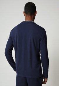 Napapijri - S-ICE LS - Långärmad tröja - medieval blue - 2