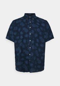 Polo Ralph Lauren Big & Tall - PRINTED - Shirt - dark blue/offwhite - 4