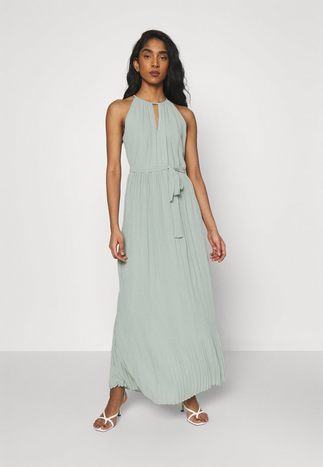 VIKATELYN HALTERNECK DRESS - Suknia balowa - jadeite