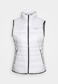 Calvin Klein - Waistcoat - offwhite - 4