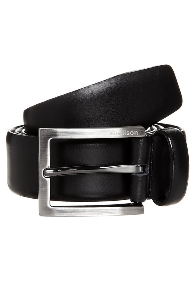 LEDERGÜRTEL - Belt business - black