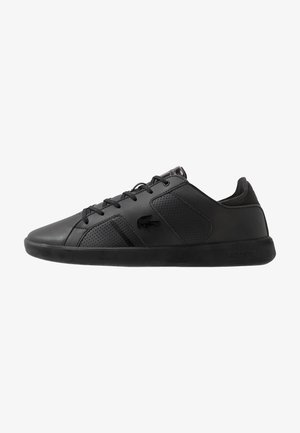 NOVAS - Matalavartiset tennarit - black