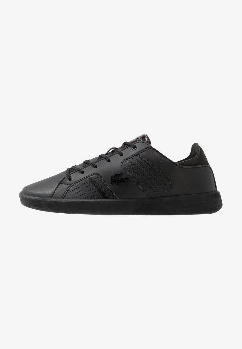 Lacoste - NOVAS - Sneakersy niskie - black