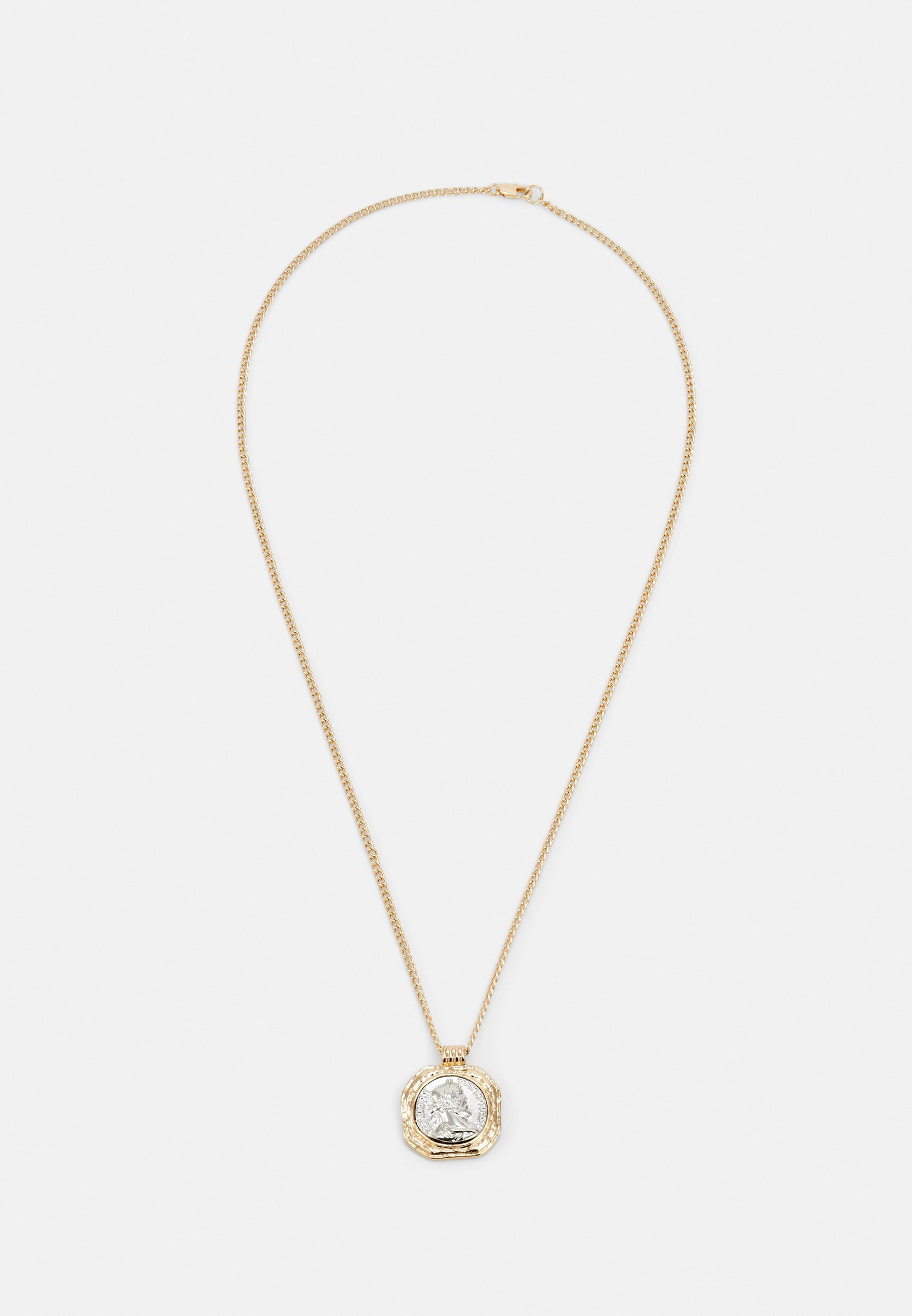Homme MIXED COIN NECKLACE UNISEX - Collier