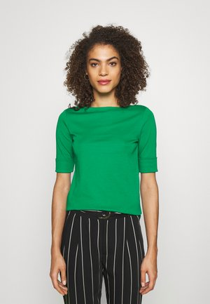 JUDY - T-shirt basic - vivid emerald
