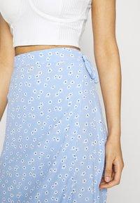 Envii - MALLOW SKIRT - Pencil skirt - light blue - 4