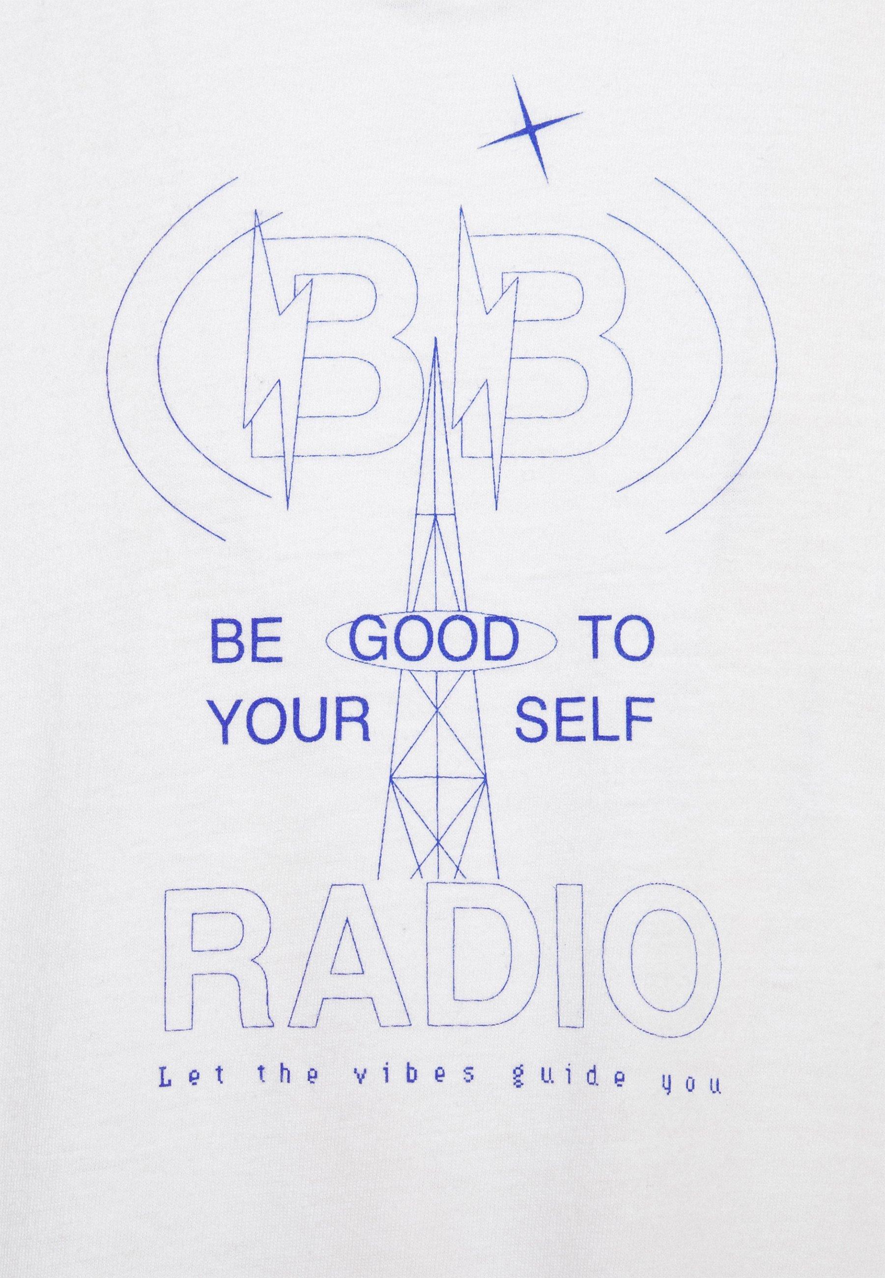 Men RADIO TEE - Long sleeved top