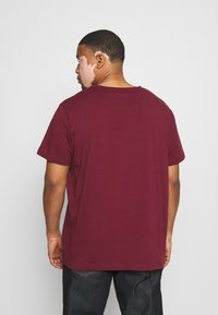 GANT - PLUS THE ORIGINAL - Basic T-shirt - port red