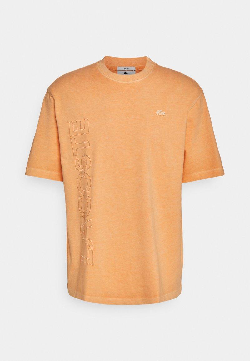 Lacoste LIVE - UNISEX - T-shirt basic - ledge