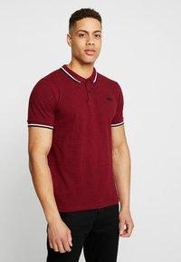 HARRINGTON - Polo shirt - bordeaux - 0