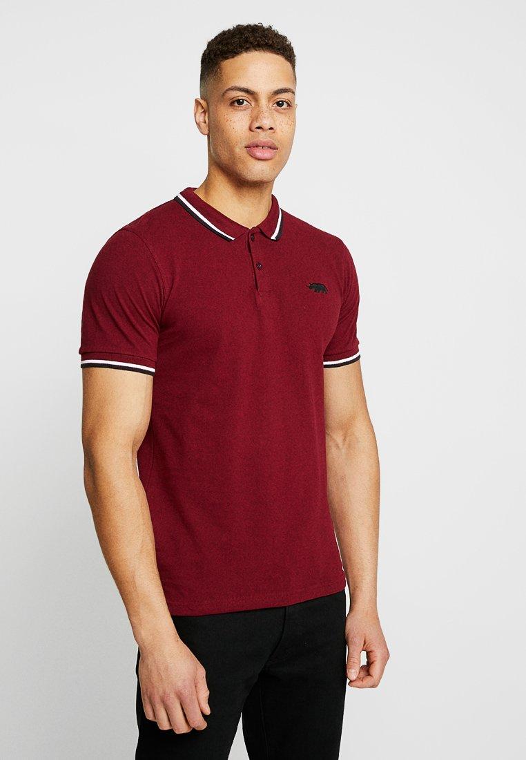 HARRINGTON - Polo shirt - bordeaux