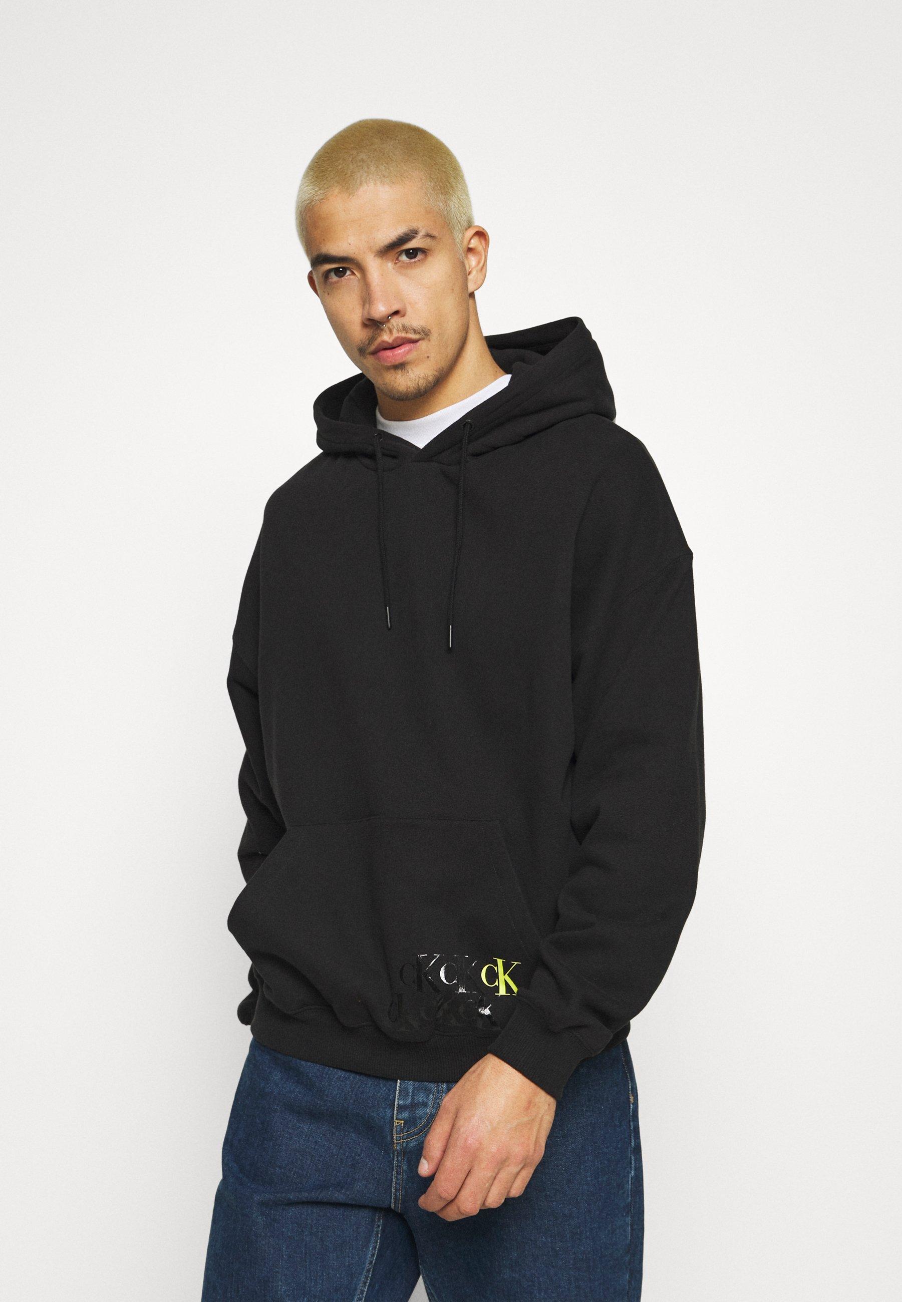 Homme BACK MONOGRAM GRAPHIC UNISEX - Sweatshirt