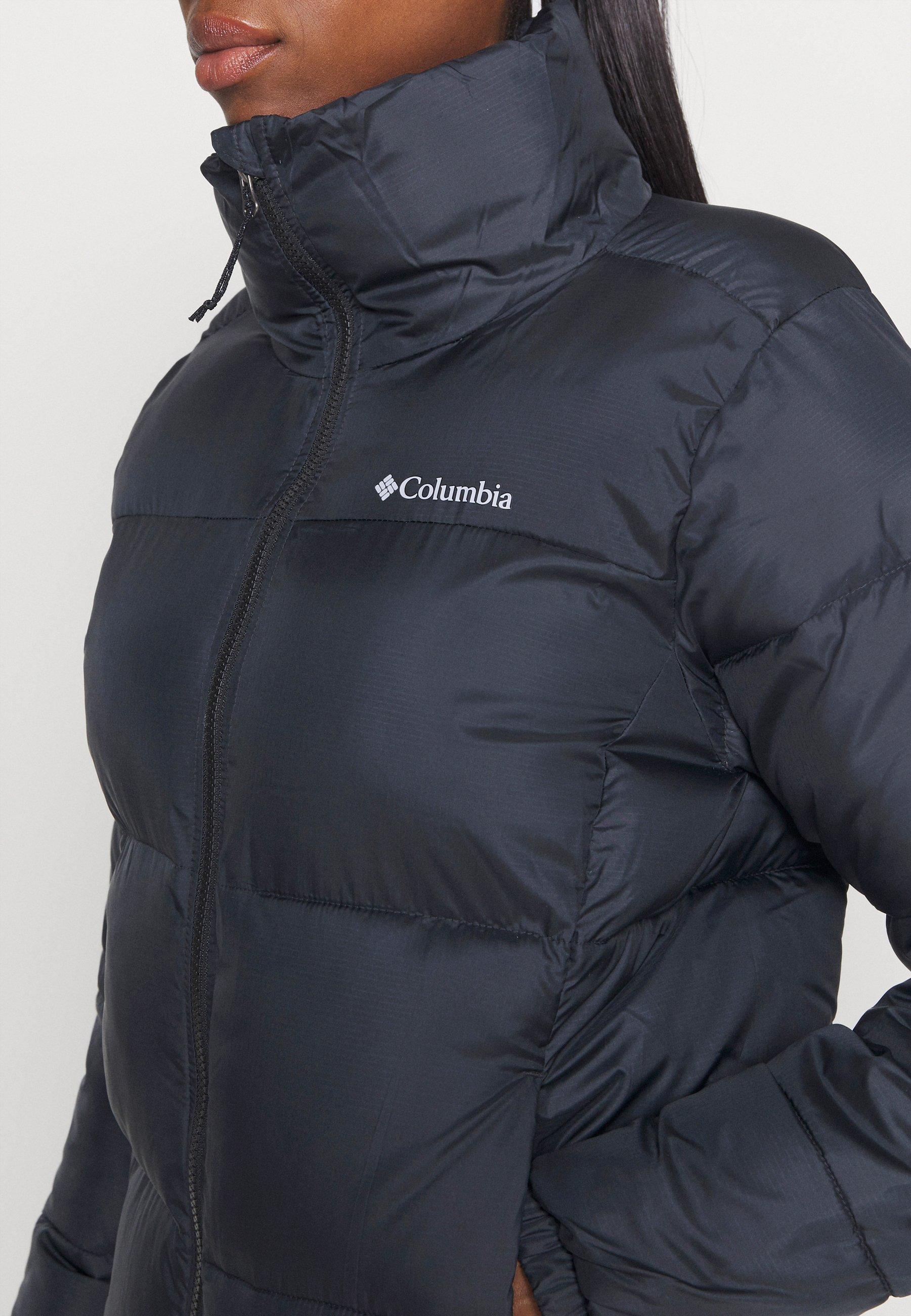 Columbia PUFFECTJACKET Vinterjacka black Zalando.se
