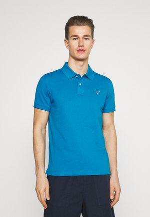 THE ORIGINAL RUGGER - Polo shirt - dark teal