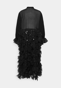 Sister Jane - RUFFLE READY BOW MIDI DRESS - Cocktail dress / Party dress - black - 1