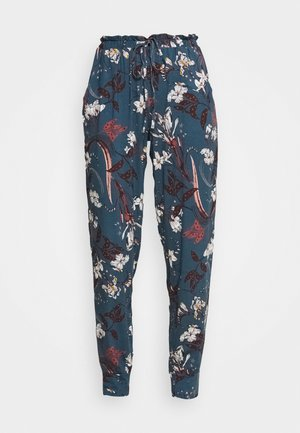 PANT STARFLOWER - Pyjama bottoms - real teal