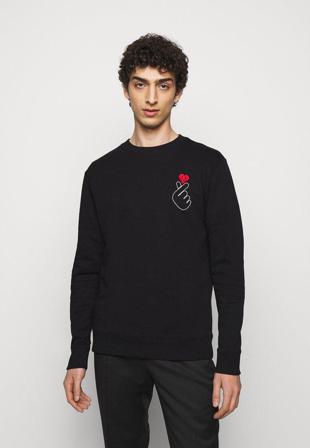 DUNGIKU - Sweatshirt - black