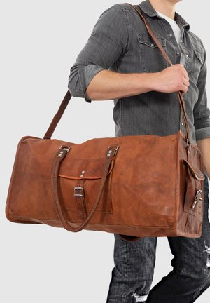 Holdall - brown