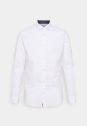 JJJUSTIN DETAIL SHIRT - Koszula - bright white