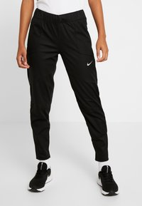 Nike Performance - SHIELD PROTECT PANT - Joggebukse - black/silver - 0