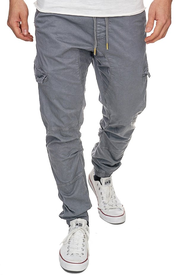 LEVI - Cargo trousers - iron