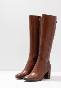 Tamaris - Boots - cognac - 4