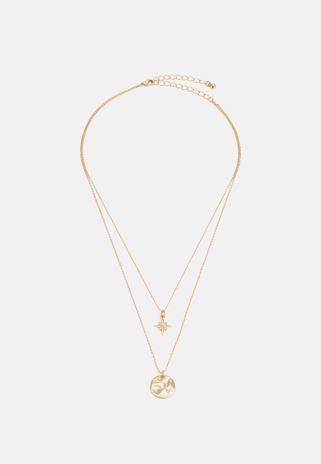 PCPITI COMBI NECKLACE - Smykke - gold-coloured