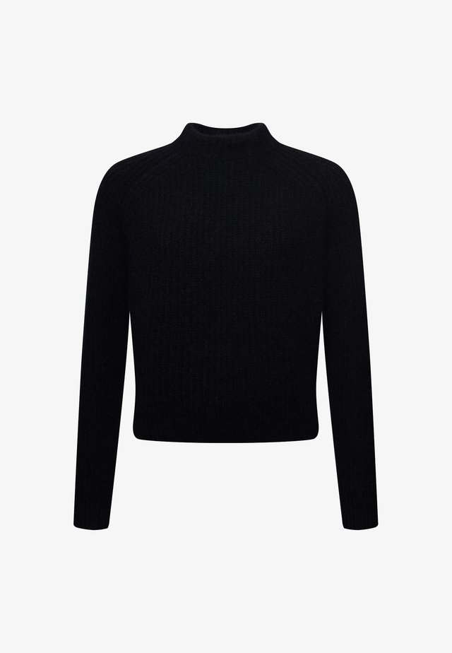 CULT STUDIOS SUPER LUX  - Sweter - black