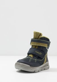 Superfit - MARS - Zimní obuv - blau/grün - 2