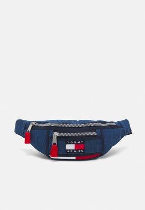 HERITAGE BUMBAG - Bum bag - blue