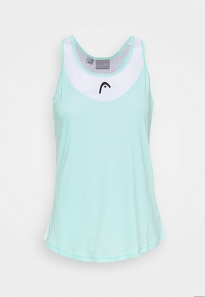 TENLEY TANK  - Top - mint/white