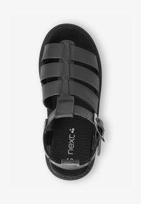 Next - Chodecké sandály - black - 3